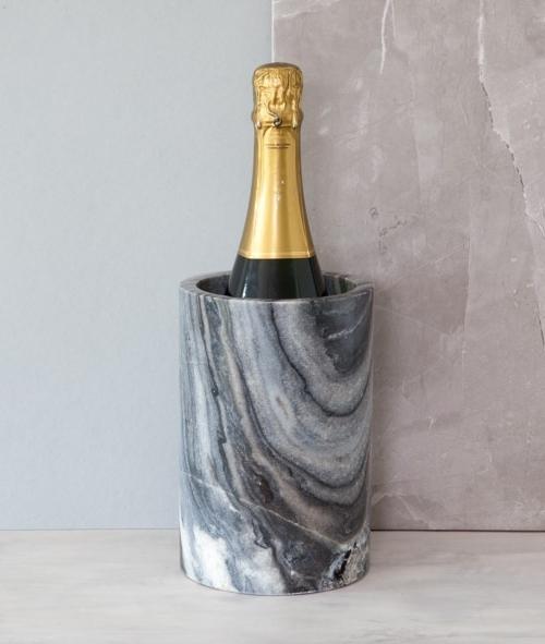 Dassie Artisan marble wine cooler grey