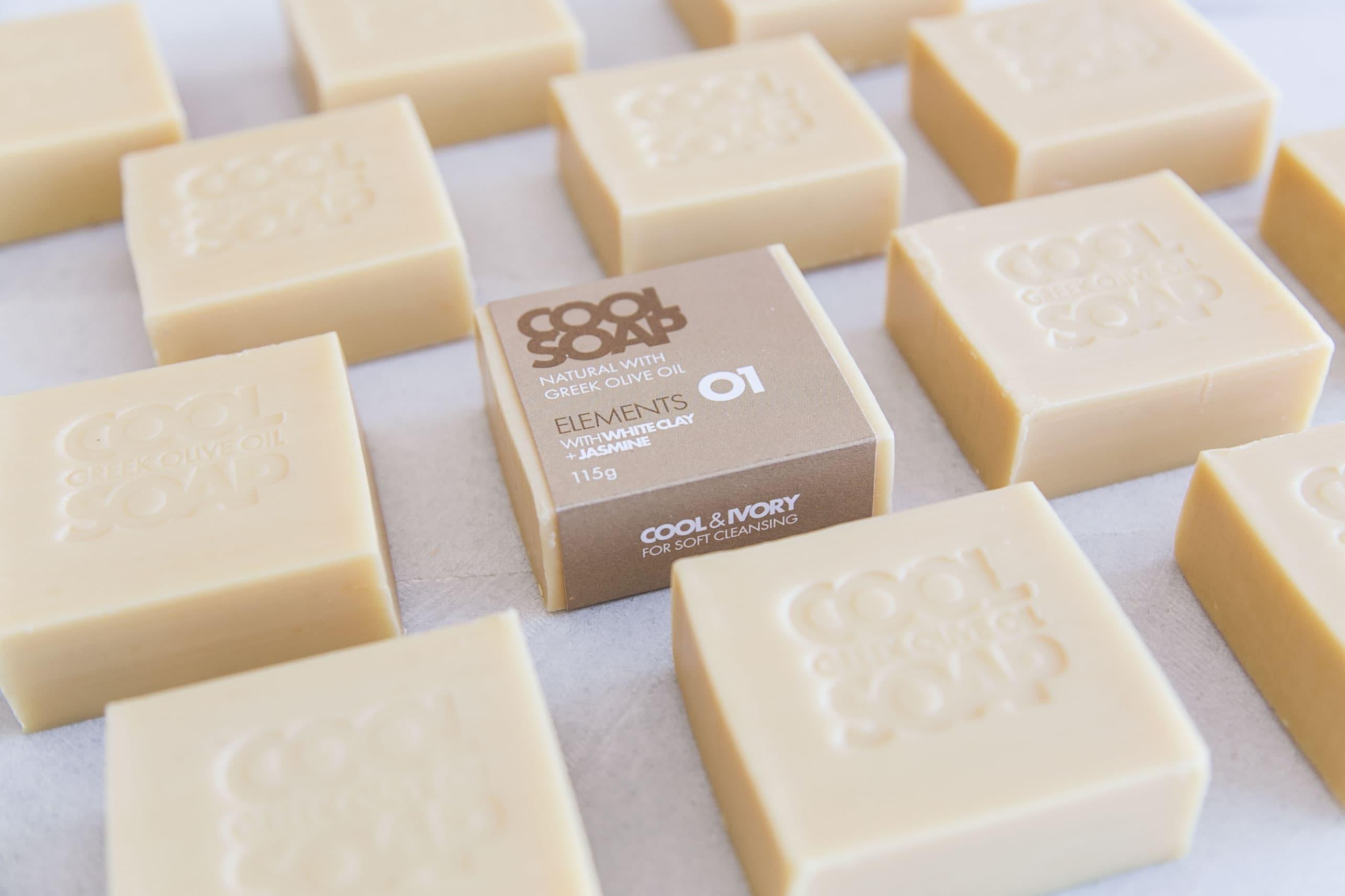 Cool Soap elements Jasmine