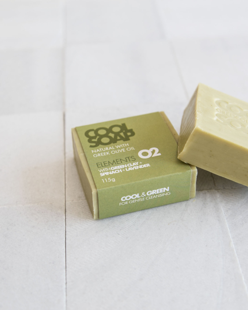 Cool Soap elements Lavender