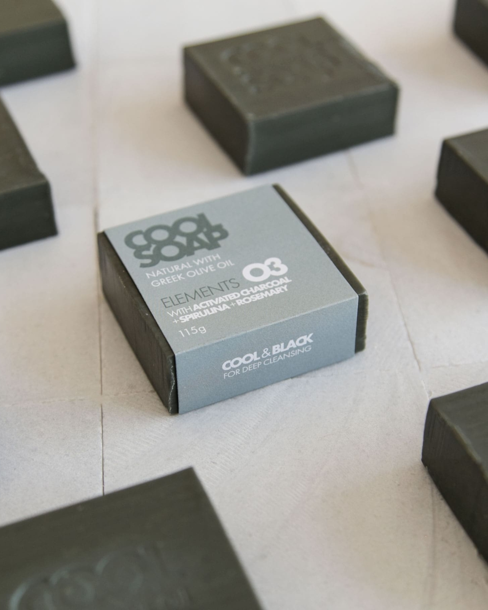 Cool Soap elements Rosemary