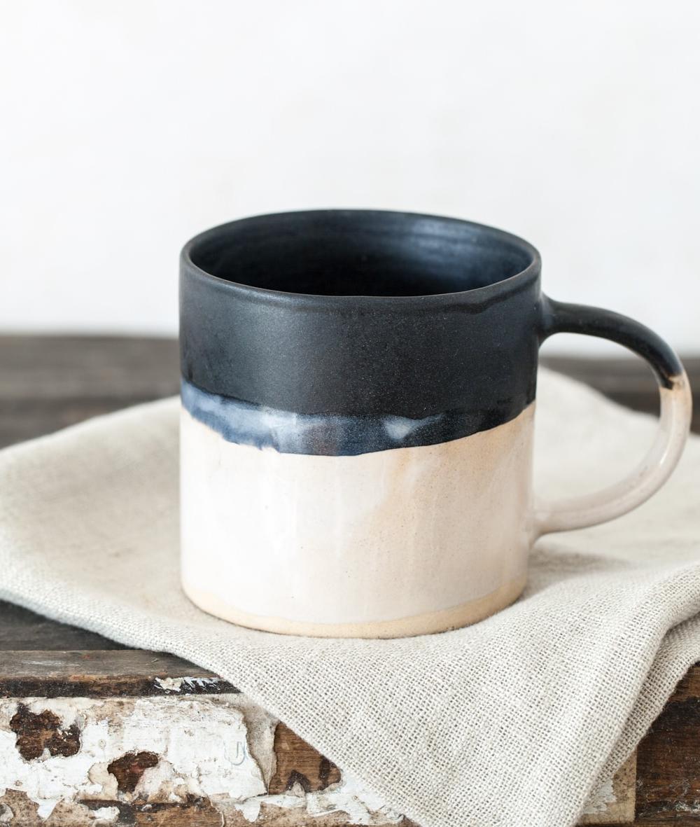 Dassie Artisan Ebele mug - coal
