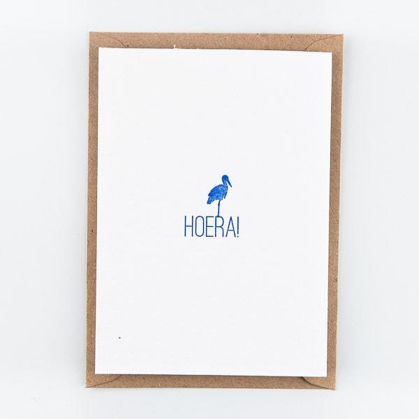 Hoera blue