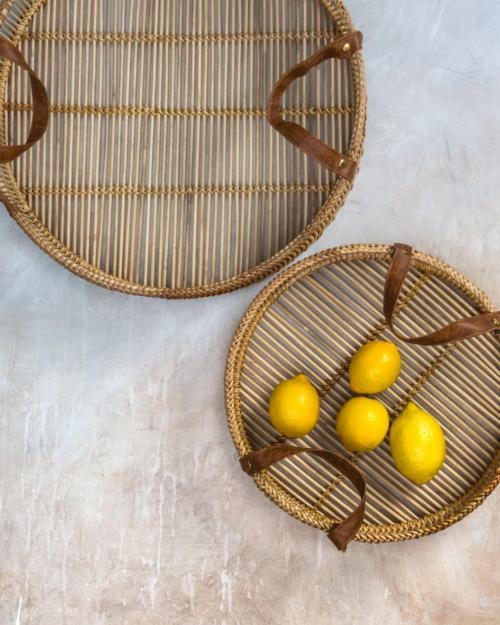 Dassie Artisan bamboo trays